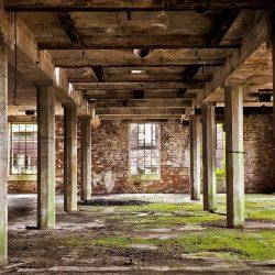 Wat is een industrieel interieur?